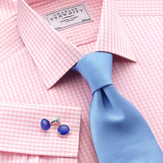 camisa_vichy_vermelho_gravata