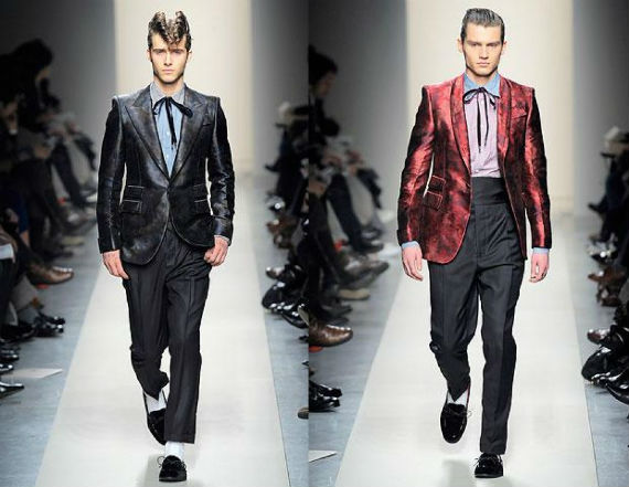 Bottega Veneta Teddy Boys