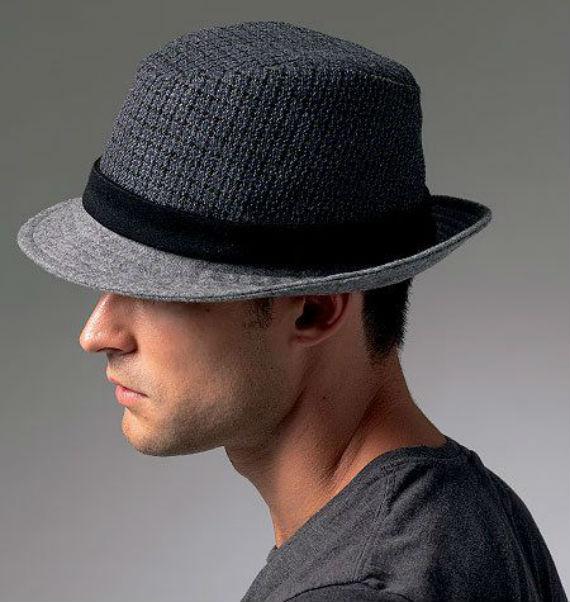 674d742c41329 Clique nas imagens abaixo para ver a galeria de combinações com o chapéu  trilby  chapeu fedora comparacao trilby ft08.  chapeu fedora comparacao trilby ft08