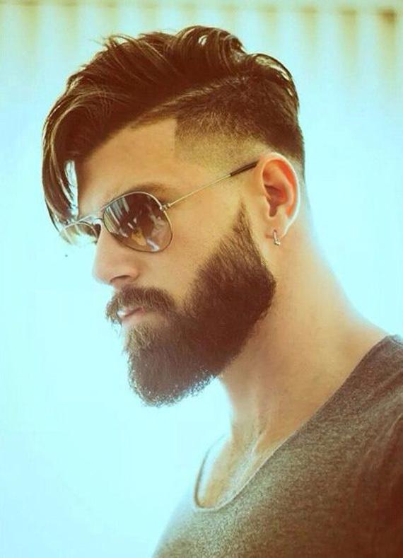 3ed08c967fe5a Galeria de Fotos  Quando a Combinação Barba + Cabelo Dá Certo!