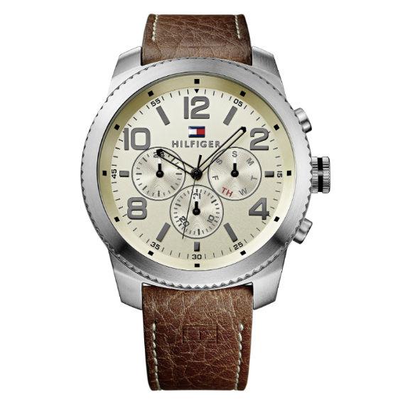 42e64e0c6721e Tommy Hilfiger Lança Novos Modelos de Relógios Masculinos