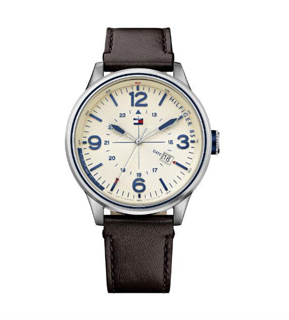 17a44e7fa4f Tommy Hilfiger Lança Novos Modelos de Relógios Masculinos - Canal Masculino