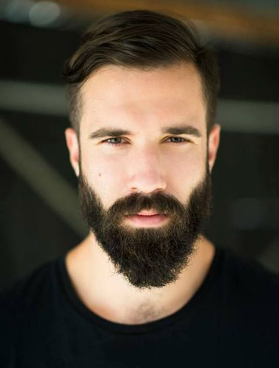 Barbas formato rosto - Clases de barbas ...