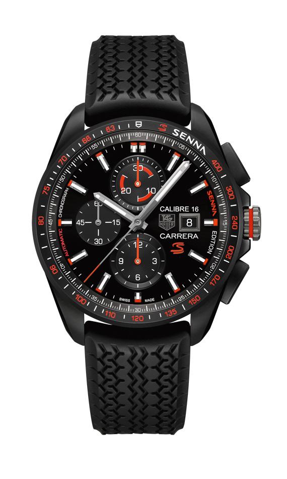 Tag Heuer Apresenta Coleção Especial de Relógios Ayrton
