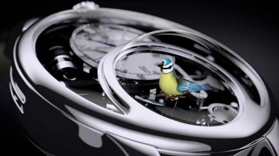 Jaquet-Droz-Charming-Bird-Automaton