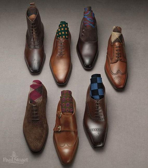 sapatos-masculinos-meias-bagagem