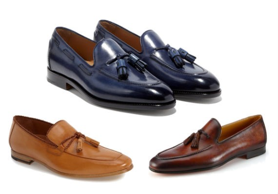 loafers masculinos - tassel loafers