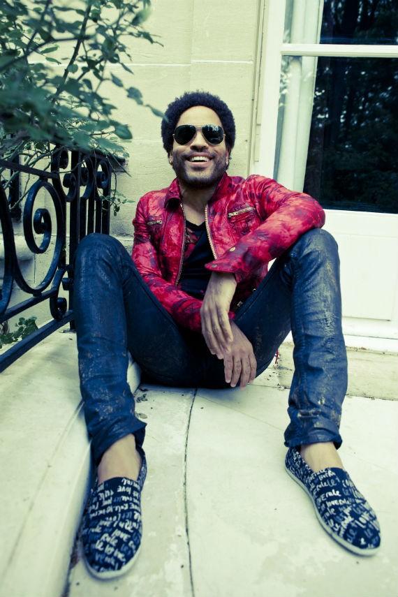 TOMS - Sapatos Masculinos Veganos - Lenny Kravitz