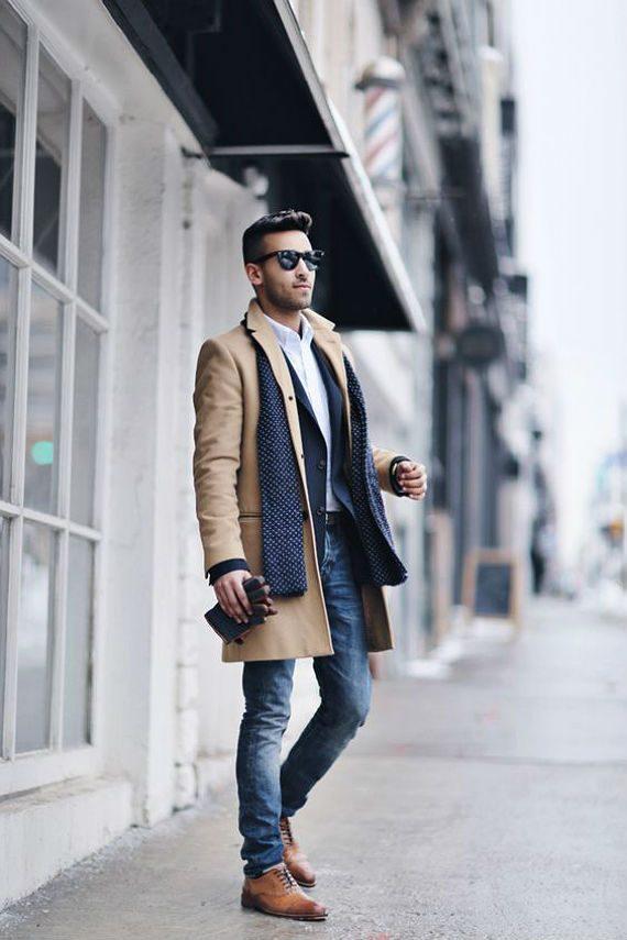 business casual masculino - acessórios