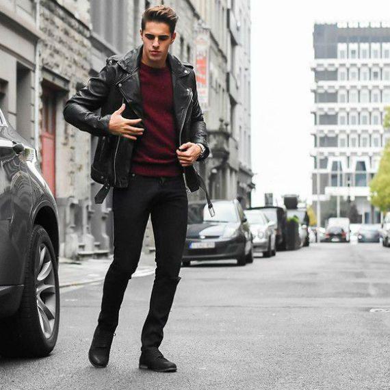 Tipos de jaqueta de couro - Jaqueta Perfecto