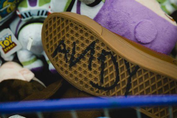 Vans x Disney•PIXAR Toy Story