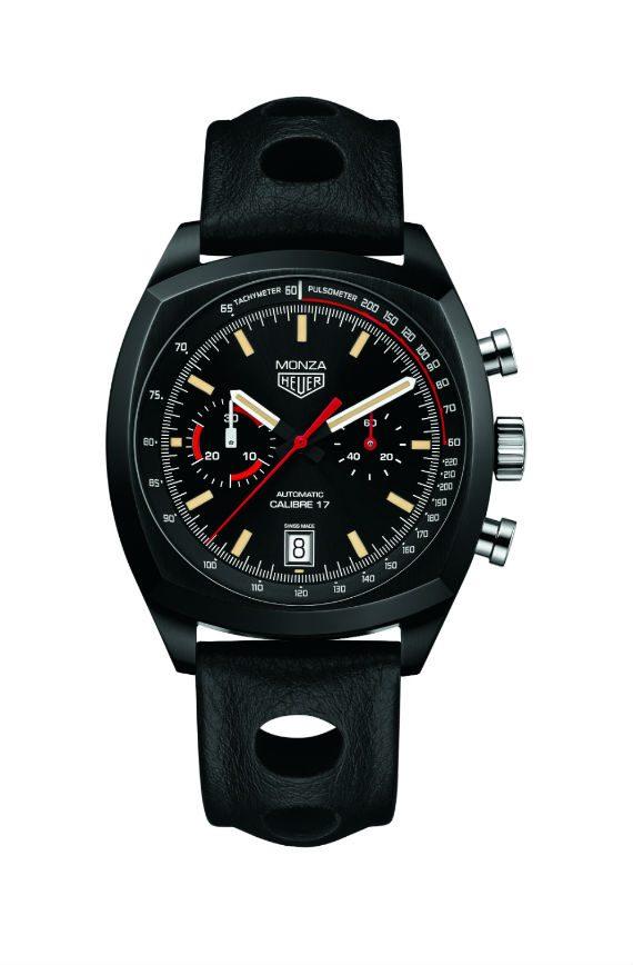 Heuer Monza Chronographe é Premiado em Genebra - 2016