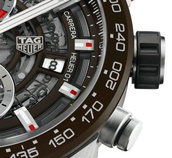 Conheça o Carrera Heuer-01 43mm da Tag Heuer