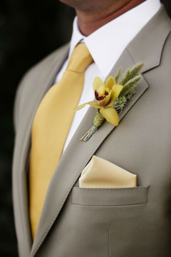 Dica: As Melhores Cores de Ternos Para Casamentos de Dia e de Noite