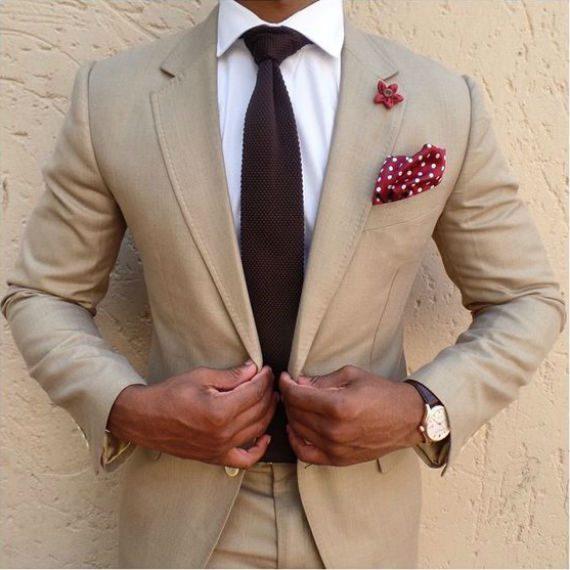 Dica: As Melhores Cores de Ternos Para Casamentos de Dia