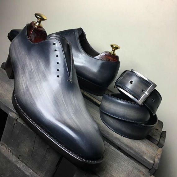 Customize Seus Sapatos no Site da Andrés Sendra