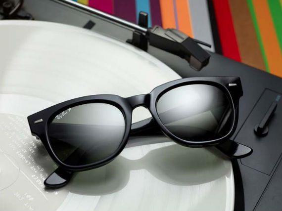 Ray-Ban Lança Óculos de Sol Meteor em Edição Limitada
