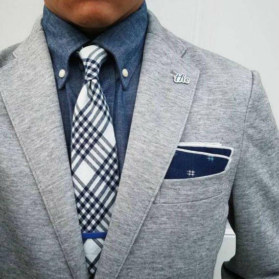 Dica: Como Resolver a Sobra de Gravata para Quem é Baixo