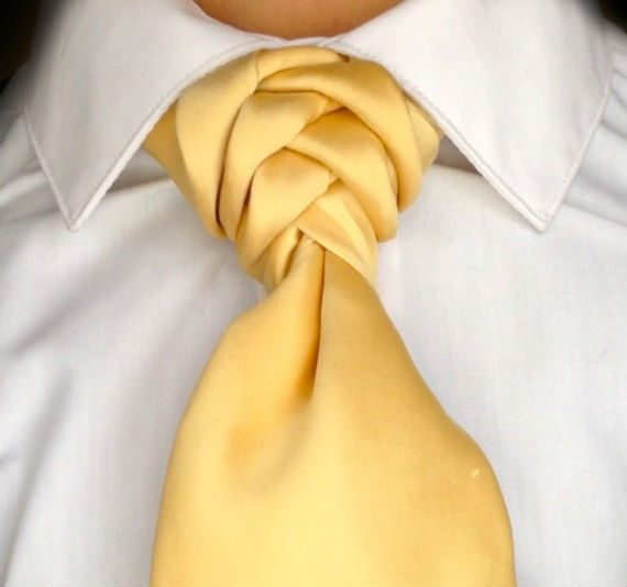 Nós de Gravata: O Intrincado Scale Knot