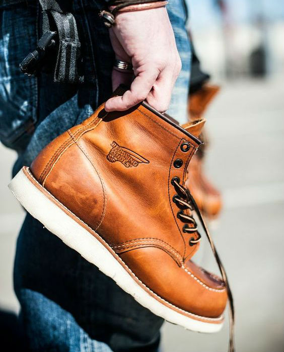 Galeria de Fotos: Sapatos e Botas da Red Wing Shoes