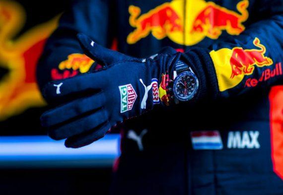 Carrera Heuer-01 Edição Especial Red Bull Racing