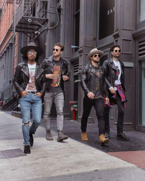 O Rock Como Inspiração Para o Look Diário
