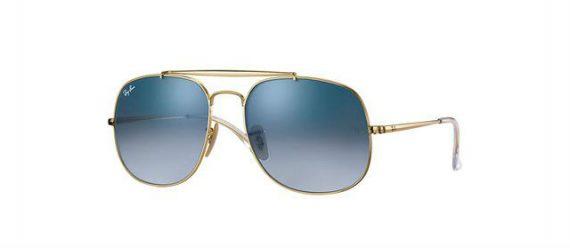 Óculos De Sol Ray-Ban General Azul