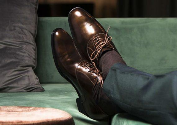 Crie seu Próprio Sapato no Site da Undandy!