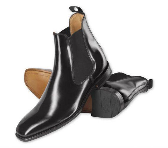 Dress Boots - Bota Chelsea