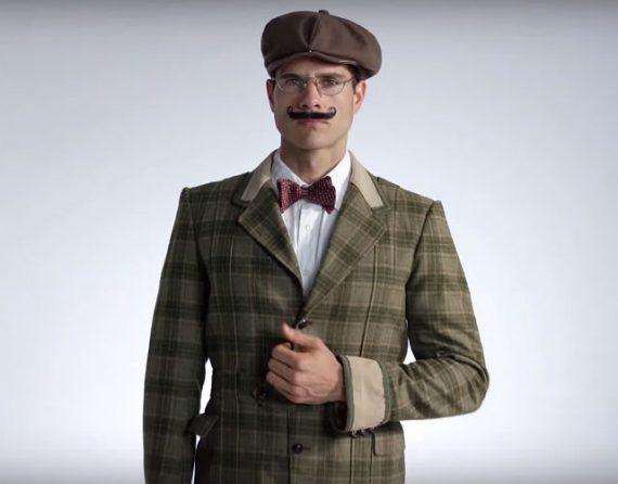 Vídeos Mostram a Evolução da Moda Masculina em 100 Anos