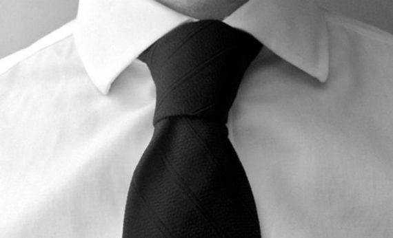 Nós de Gravata: O Elegante Grantchester Knot