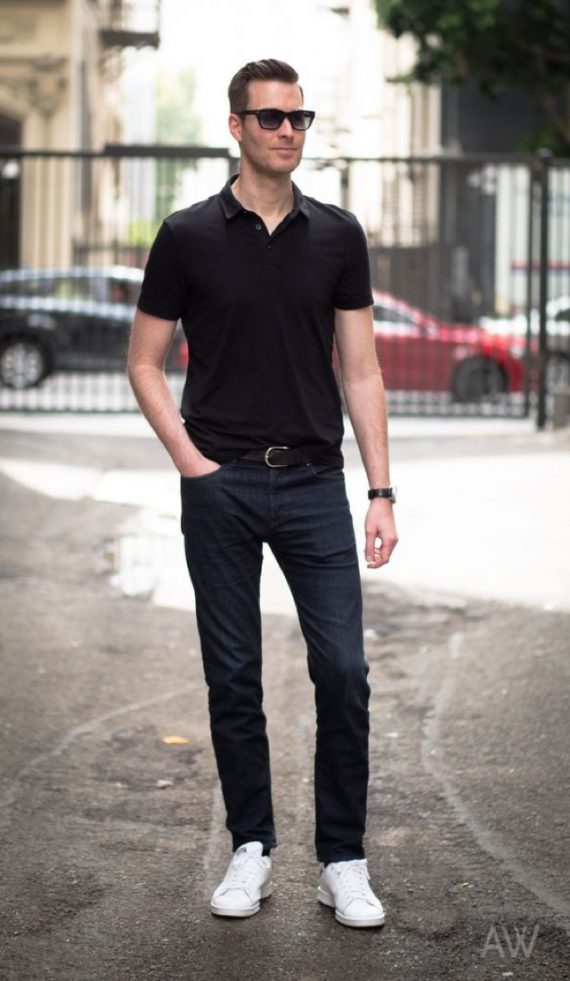 Estilo Masculino: Na Dúvida, Seja Um Homem Básico!
