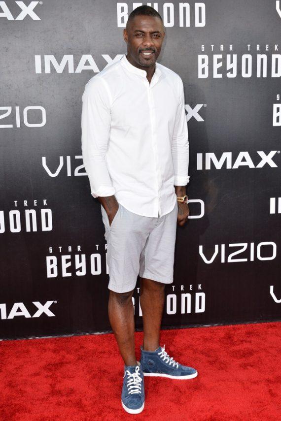 Look Certo: 3 Boas Escolhas de Idris Elba