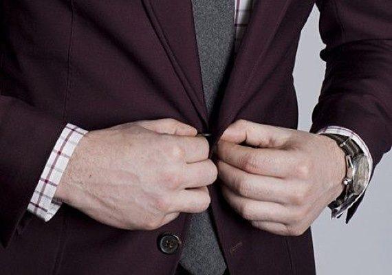 10 Coisas Que Ninguém Nota no Seu Look - Blazer X Punho da camisa