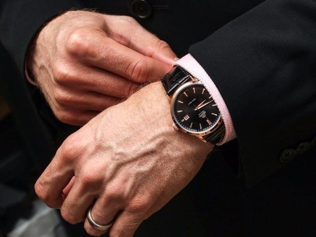 Relógios Para Usar Com Terno Em Casamentos