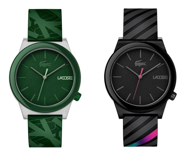 Lacoste Lança Relógios da Motion Collection