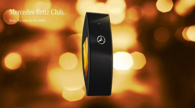 Testamos: Perfume Mercedes-Benz Club Black