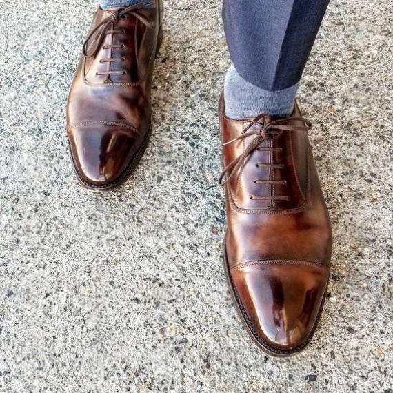 Sapatos Masculinos: Guia de Como Escolher Seu Primeiro Par