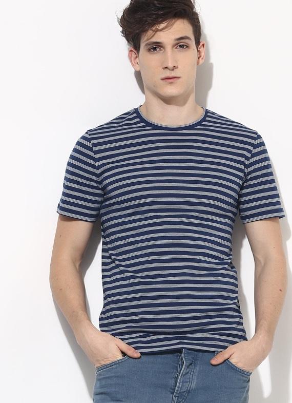 Quais São os Tipos de Gola de Camisetas e Blusas - Gola Careca