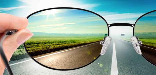 óculos escuros - lentes polarizadas