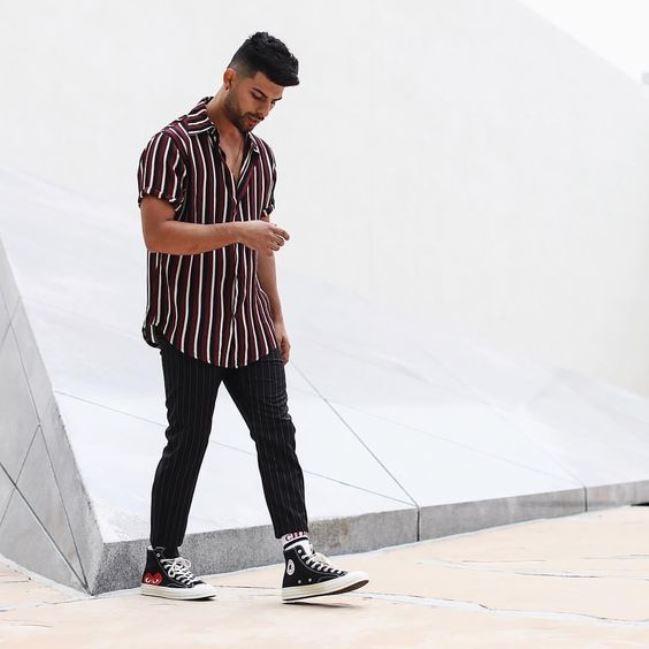 Camisas Masculinas com Listras Largas: Como usar?
